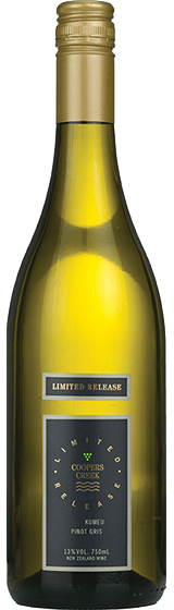 Coopers Creek Limited Release Kumeu Pinot Gris 2017