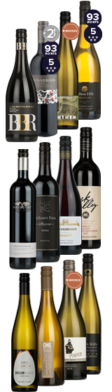 Wine of the Year Finalists 2019 - Mixed Dozen
