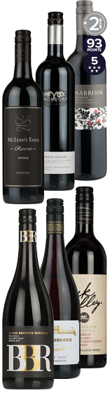 Wine of the Year Finalists 2019 - Reds Dozen