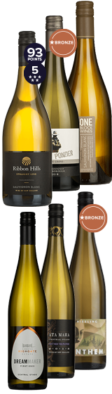 Wine of the Year Finalists 2019 - Whites Dozen